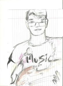 busking picture